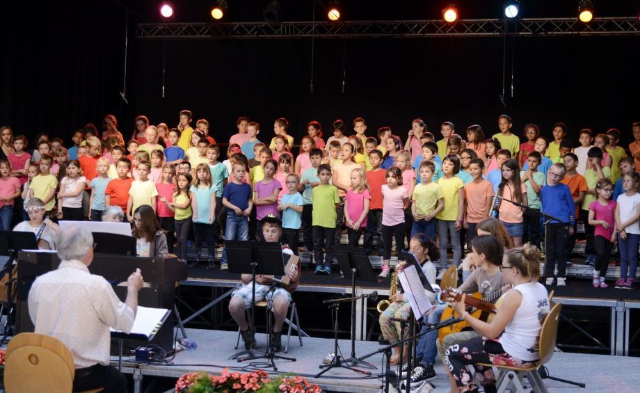 Ecoles Chantantes Grasse